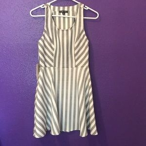 Double Zero Striped dress